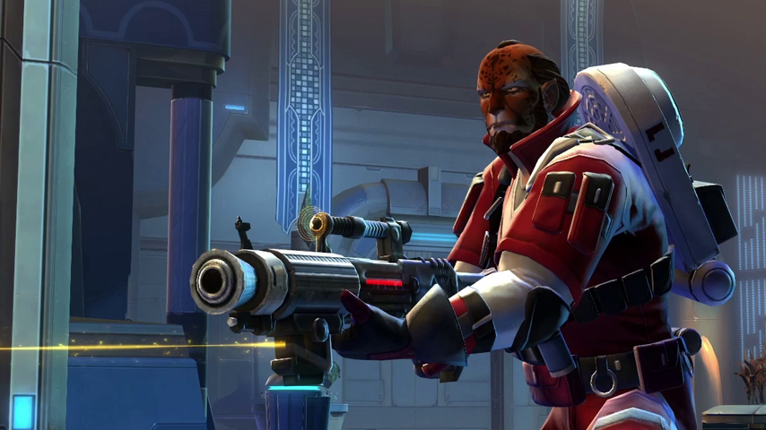 Watch this short video to preview the Cathar, the new playable species coming in Game Update 2.1: Customization!