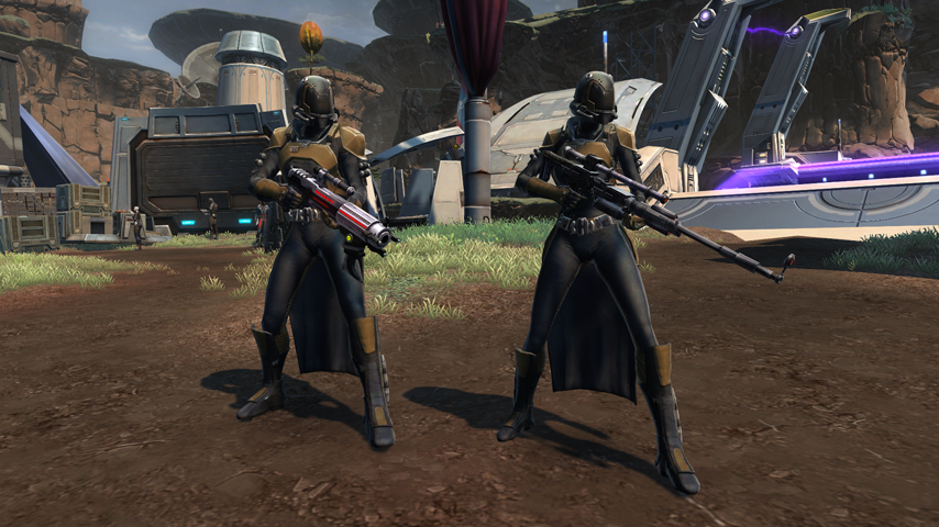 SWTOR Developer Update: Agent and Smuggler Class changes
