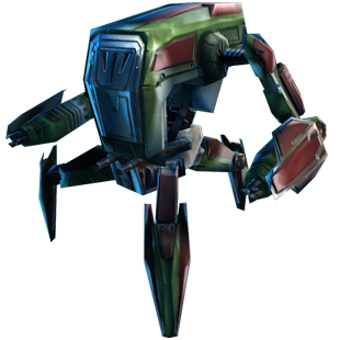 J9-BH Battle Droid
