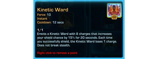 KineticWard