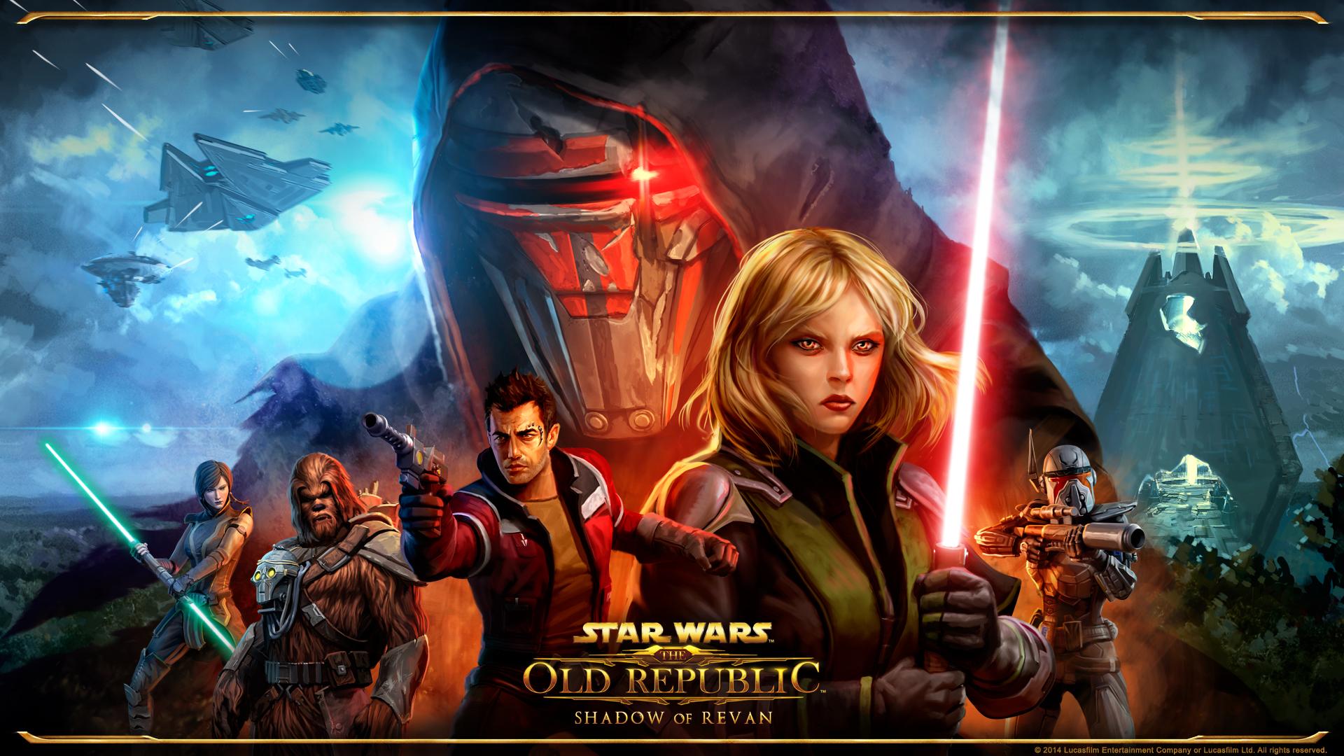 Star Wars: The Old Republic: Star Wars: TOR - Временный бесплатный доступ к DLC Shadow of Revan