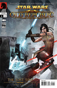 Star Wars™: The Old Republic™ - The Lost Suns Cover