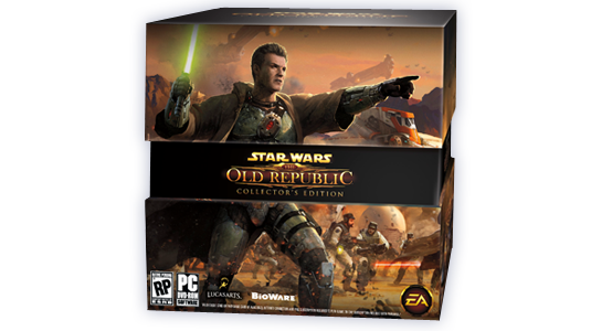 SWTOR Collector's Edition