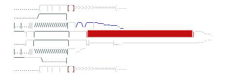 ASCII X-Wing