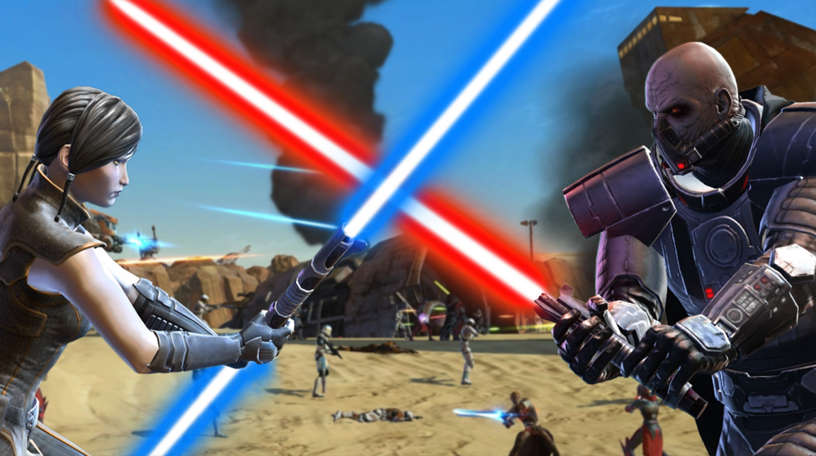 Star Wars: The Old Republic Free to Play