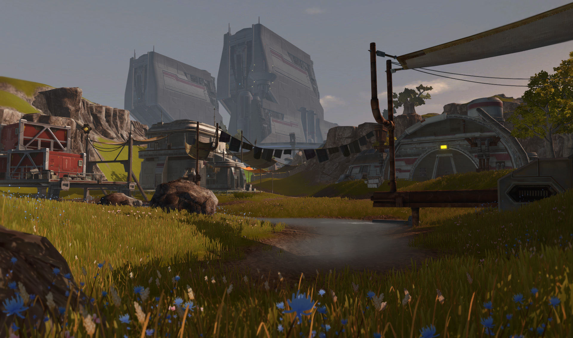 Dantooine Screenshot 01